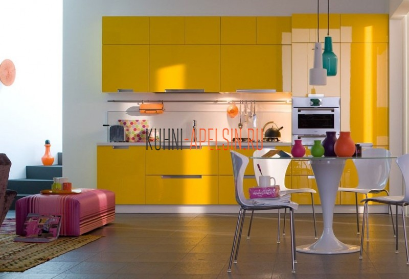 Кухонный гарнитур Медовое Наслаждение от фабрики Апельсин