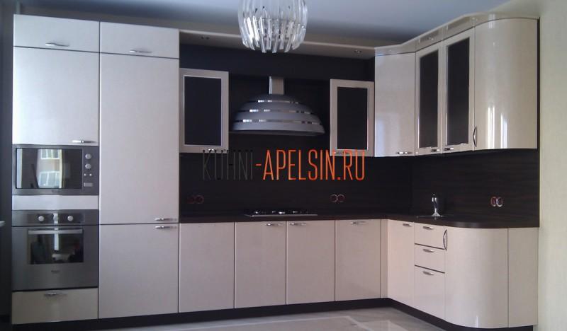 Кухонный гарнитур Звездный Туман от фабрики Апельсин