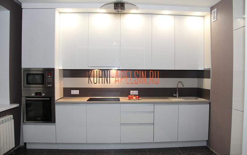 Фото прямых кухонь дизайн