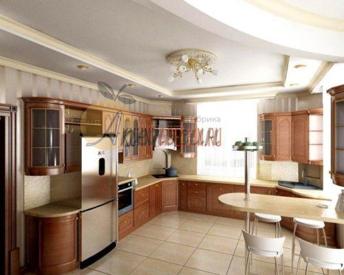Большая кухня 11