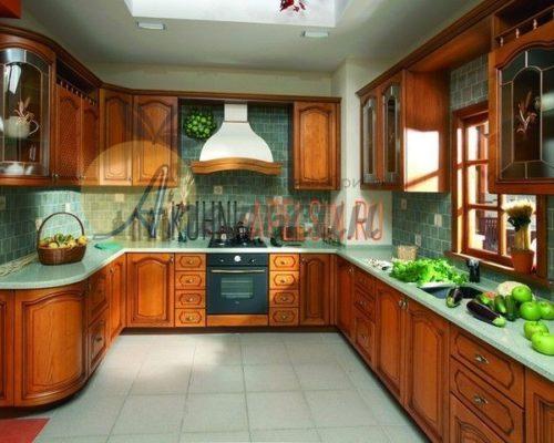 Большая кухня 29