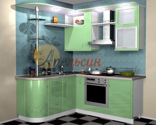 Кухня малогабаритная 22