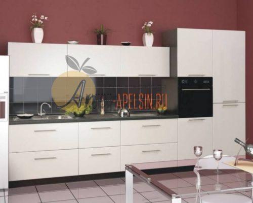 Кухня светлая 12