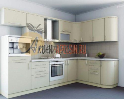 Кухня светлая 17