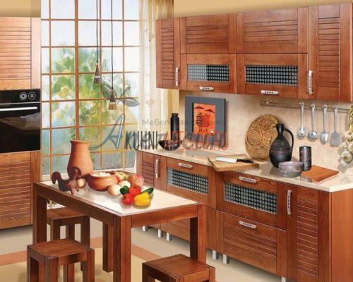 Кухня кантри 13