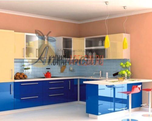 Кухня мультицвет 13