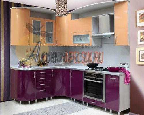 Кухня мультицвет 14
