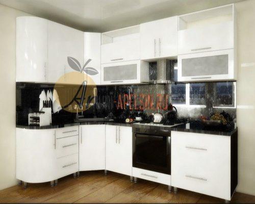 Кухня светлая 10
